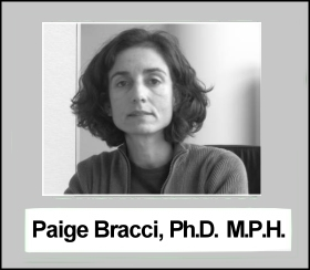 Paige Bracci PhD MD cancer research