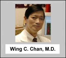 Wing Chan MD cancer lymphoma researcher